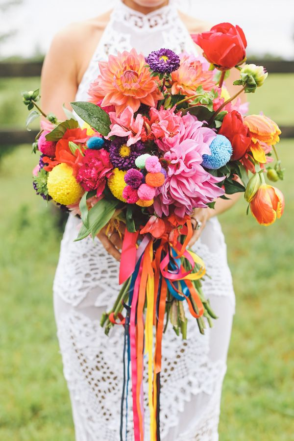 Peruvian-style Wedding Bouquets | Say I Do In Peru