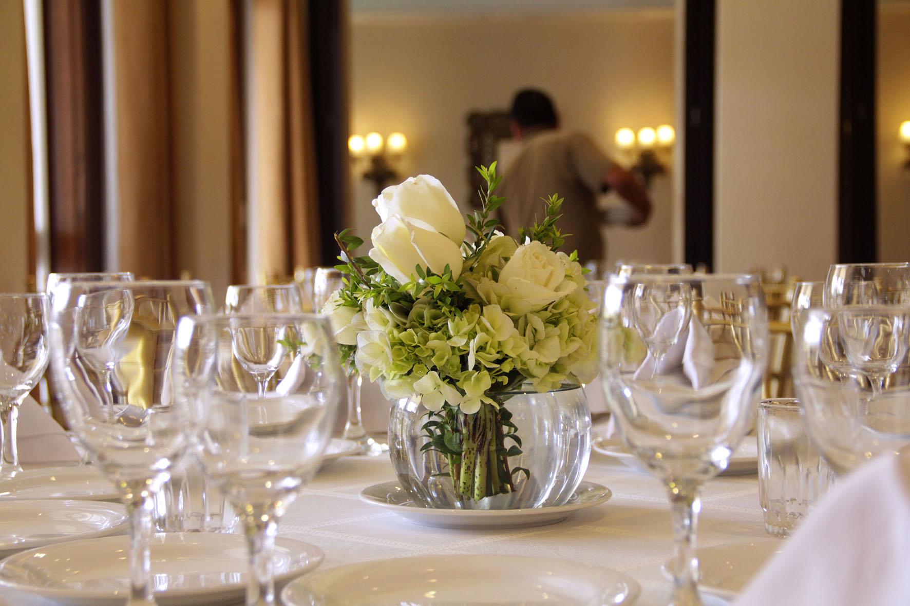 Five Centerpiece Ideas for your Wedding Reception #2