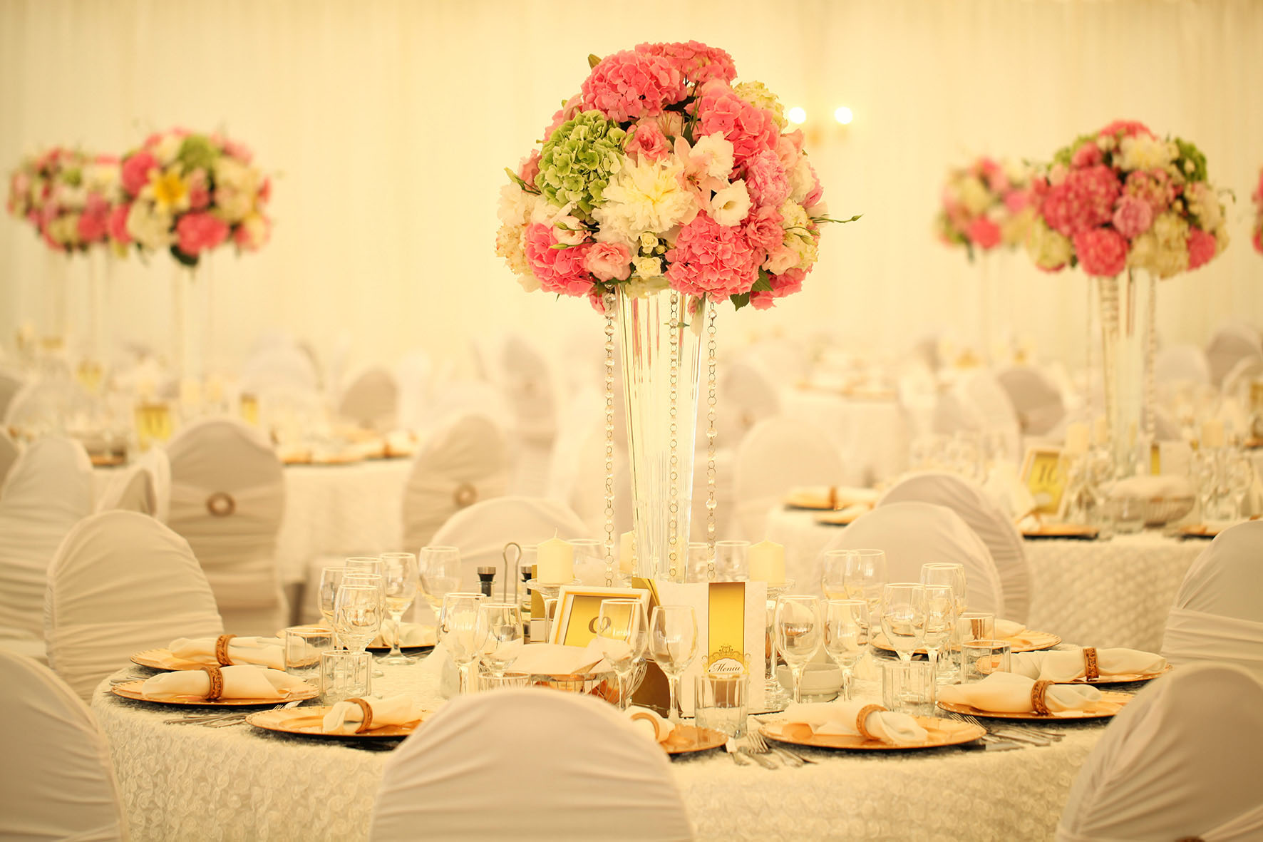 Five Centerpiece Ideas for your Wedding Reception #6
