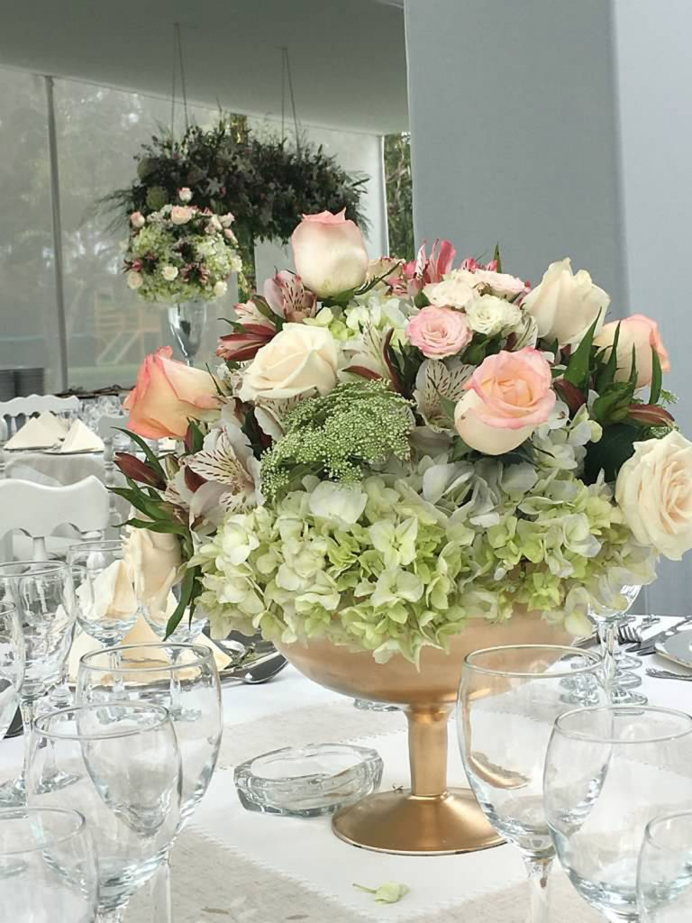 Five Centerpiece Ideas for your Wedding Reception #7