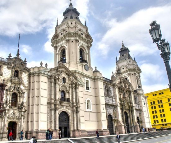 Top 5 churches in Lima