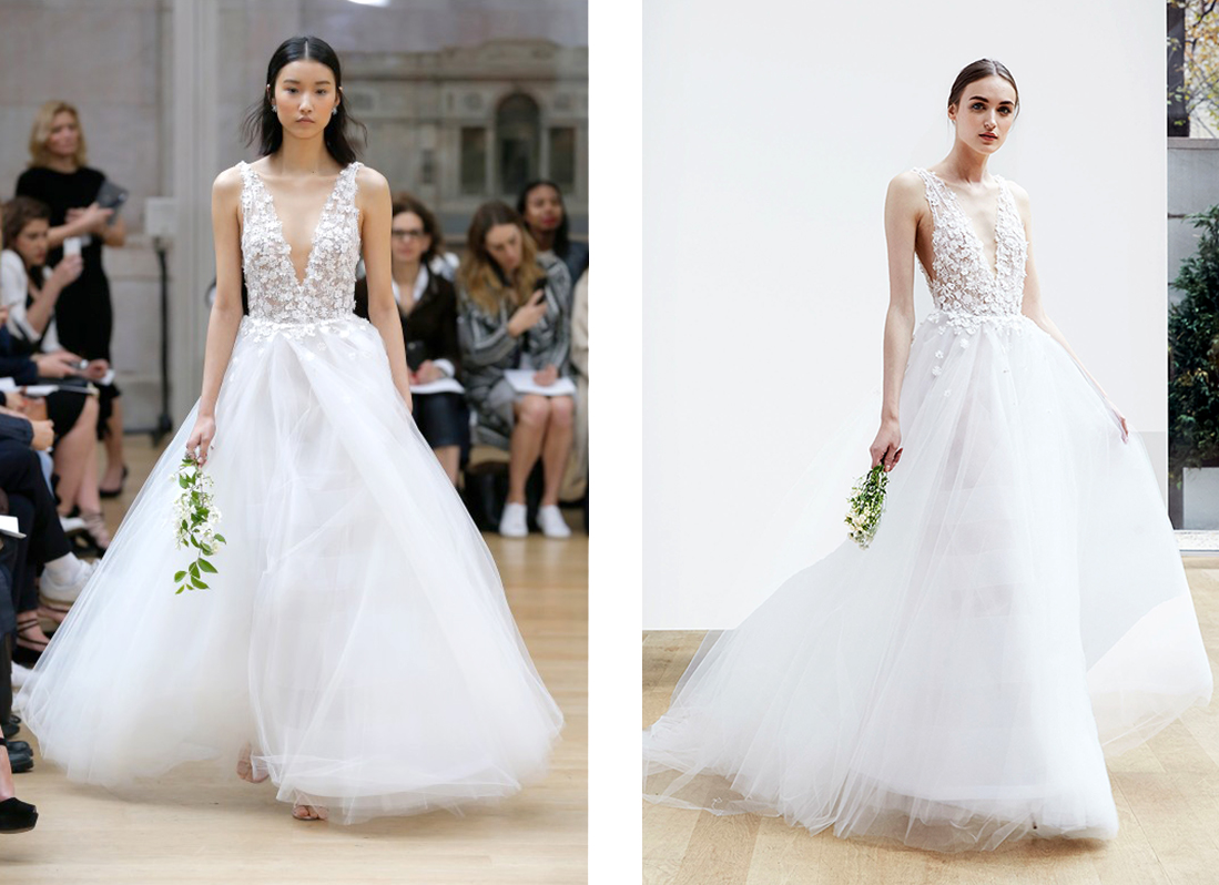 Oscar de la Renta's 2018 Bridal Collection 042