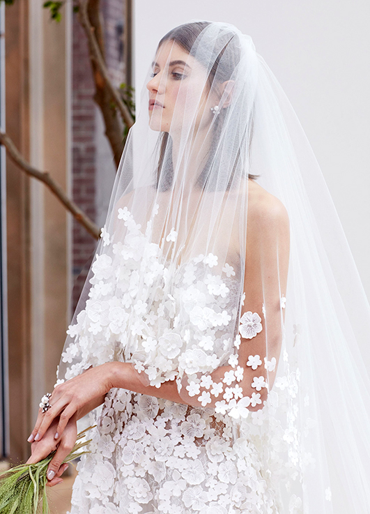 Oscar de la Renta's 2018 Bridal Collection 07