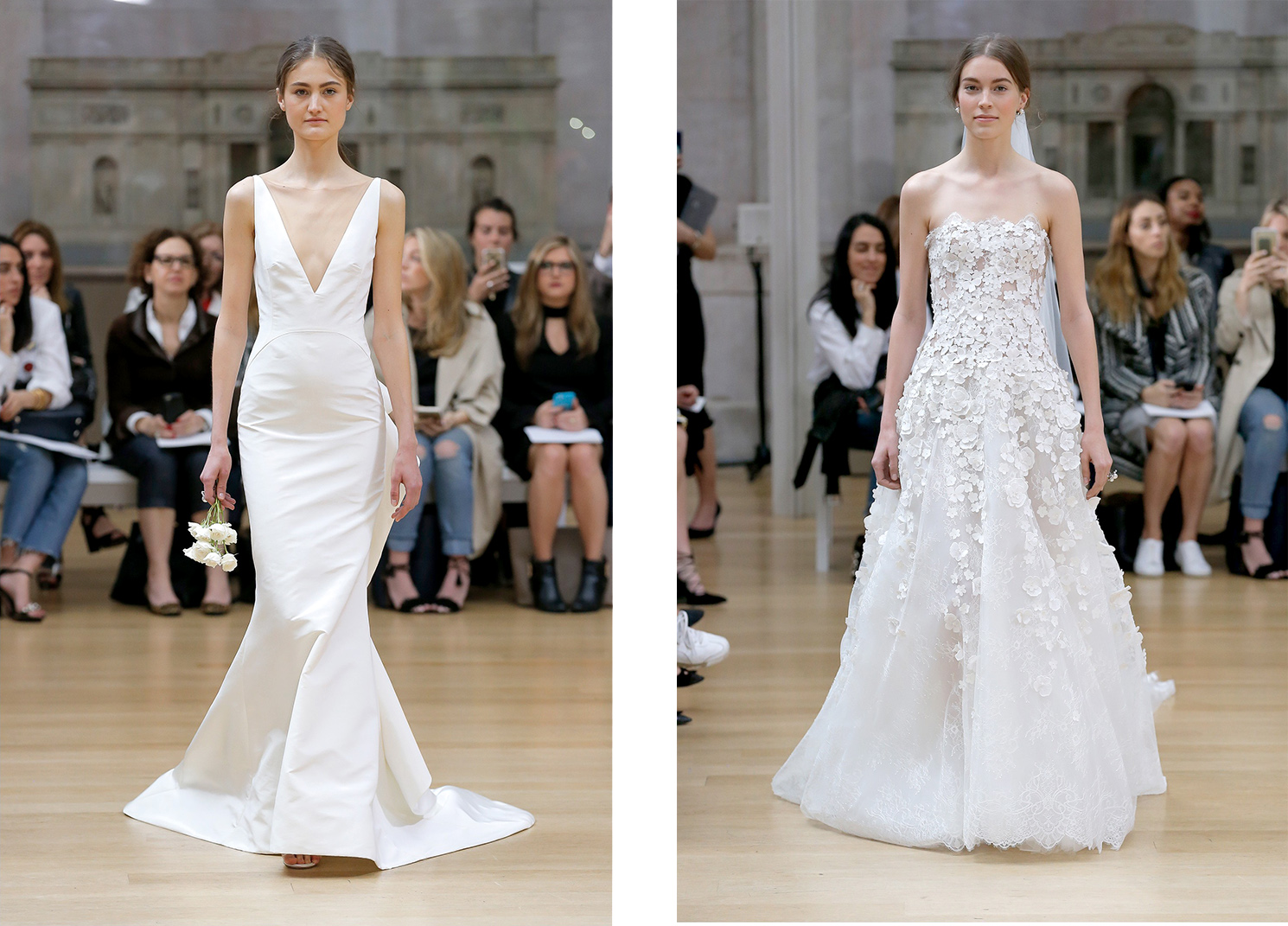 Oscar de la Renta's 2018 Bridal Collection 082