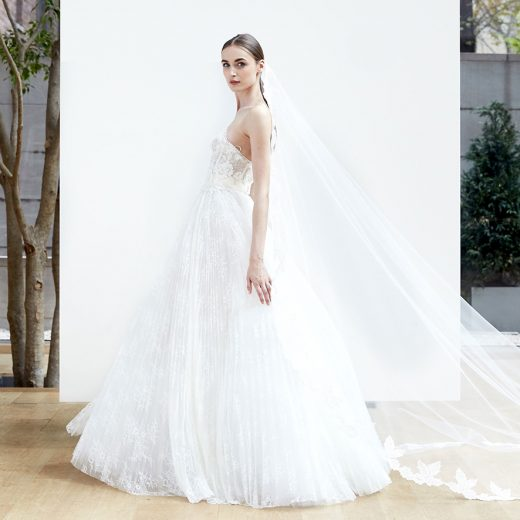 Oscar de la Renta's 2018 Bridal Collection baner