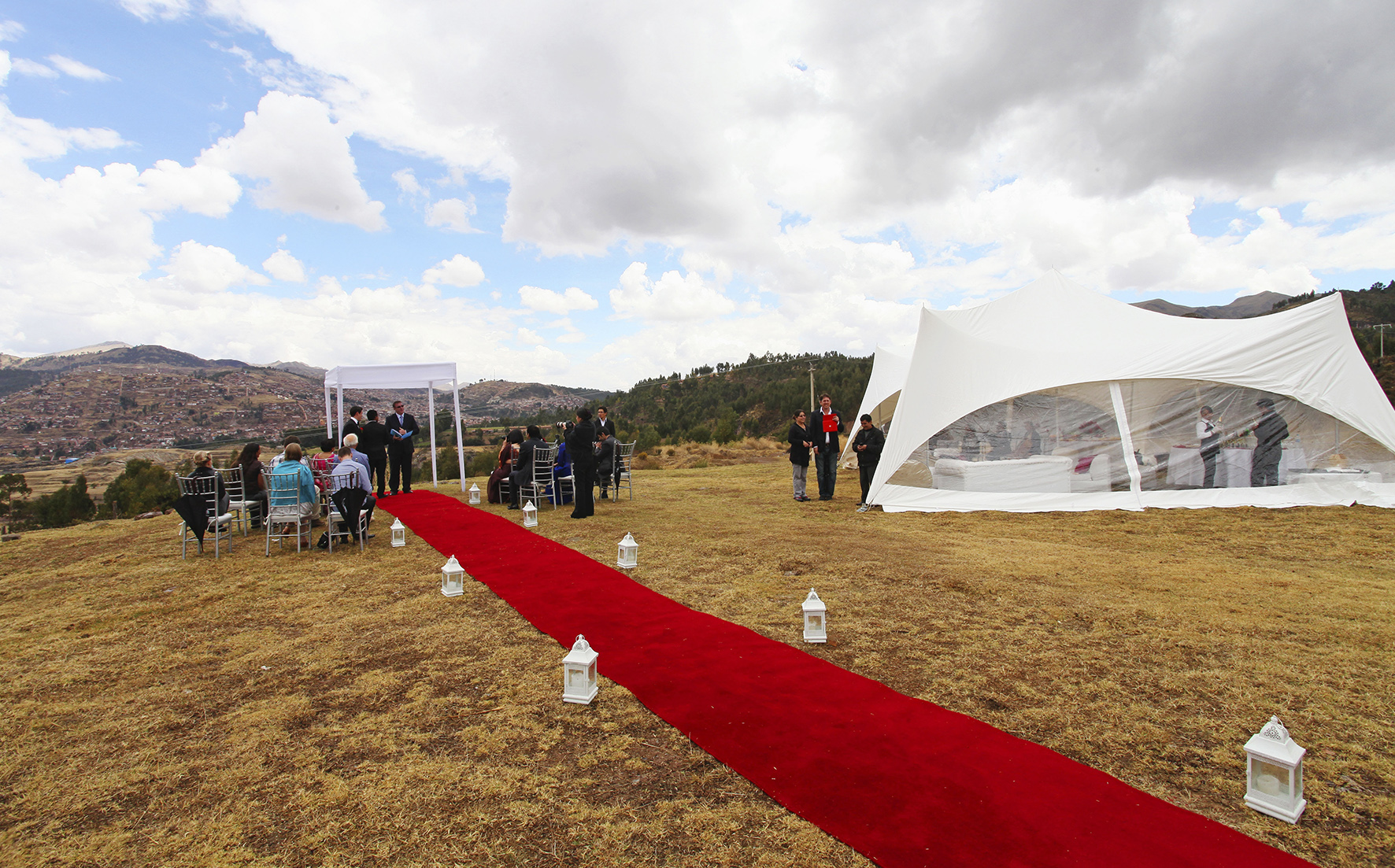 cusco wedding