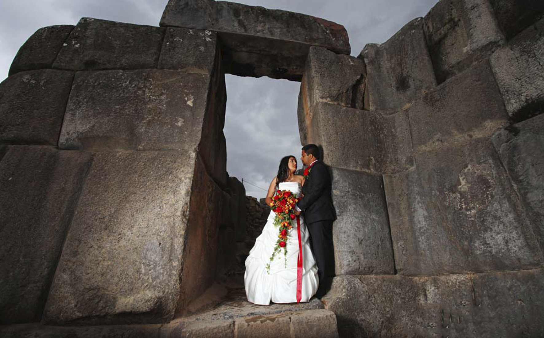 sacsaywaman wedding