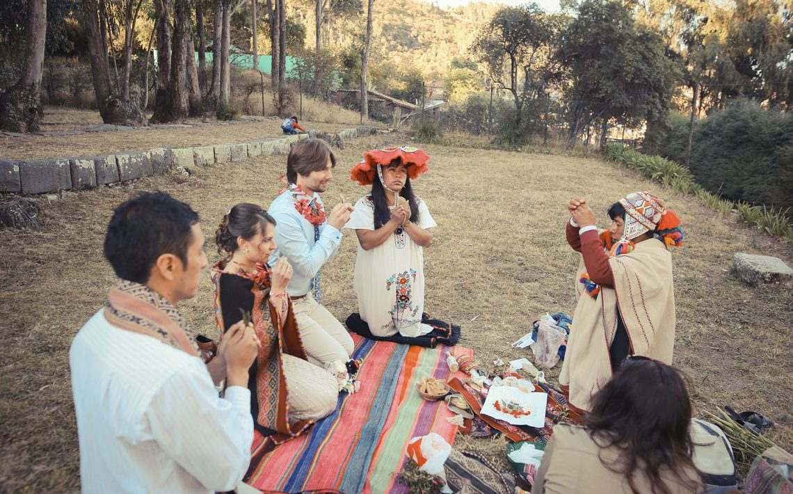 andean ceremony