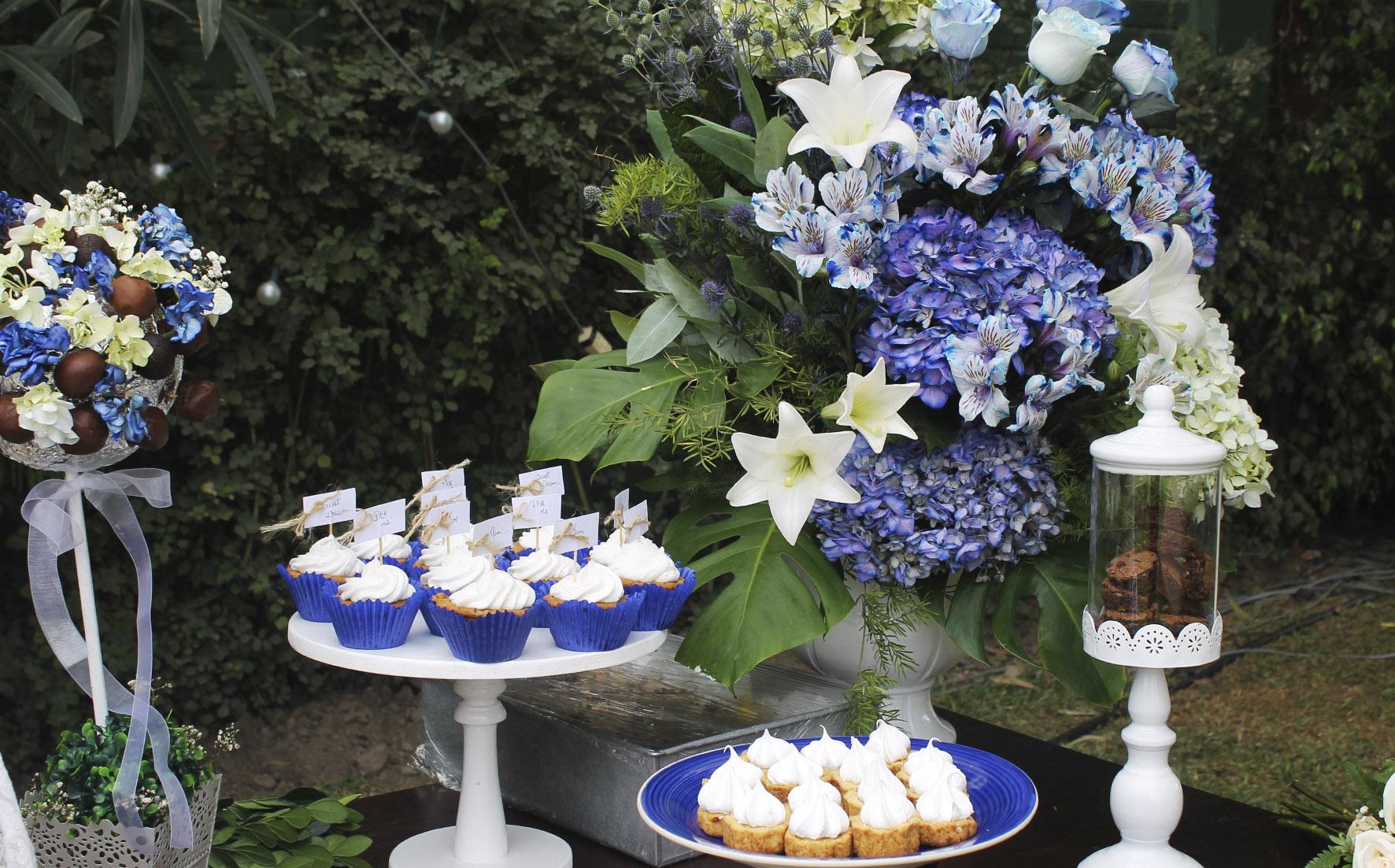 dessert table wedding SID