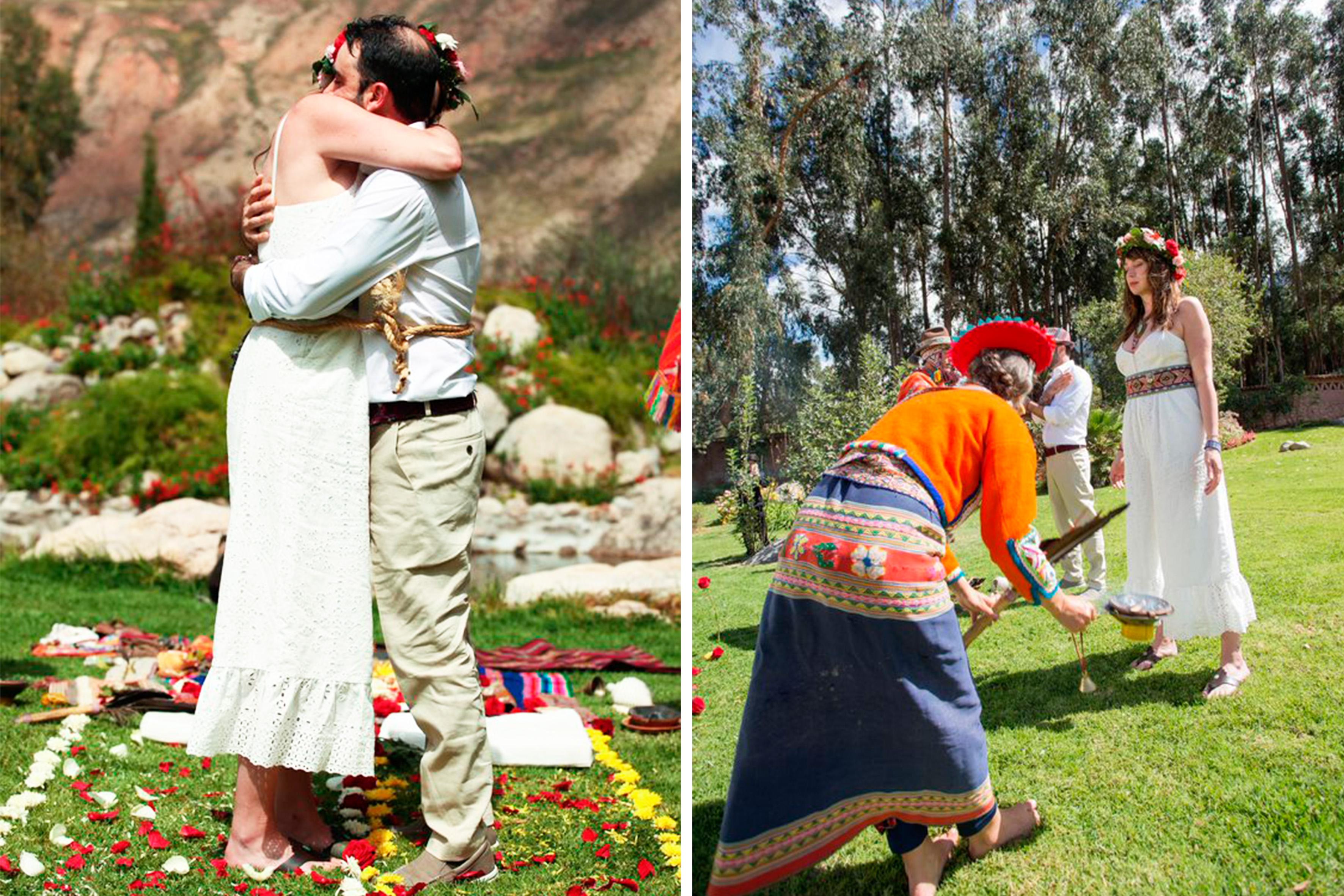 Ceremonia andina