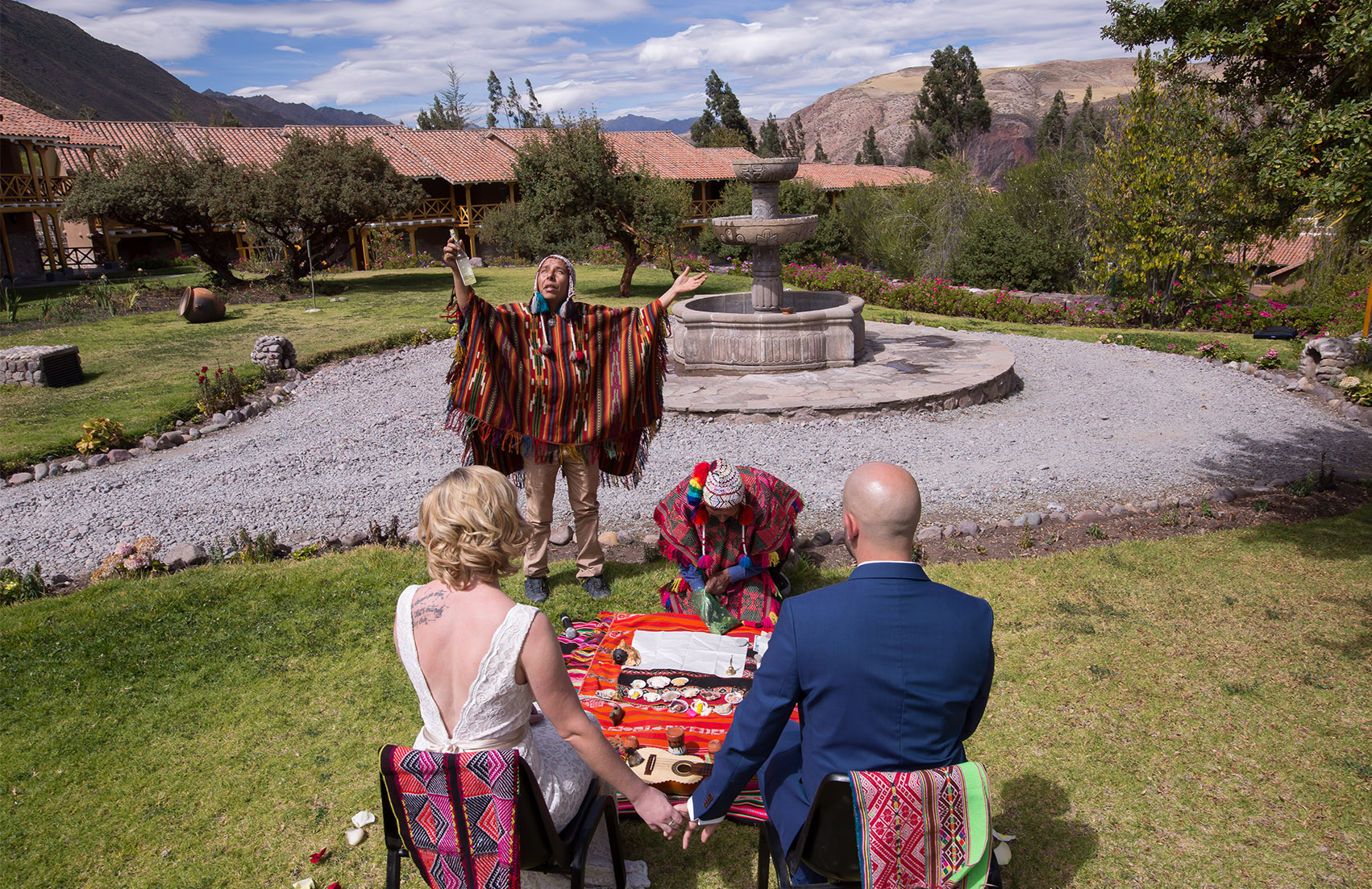 Sacred Valley Ceremony