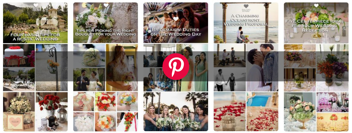 wedding board pinterest